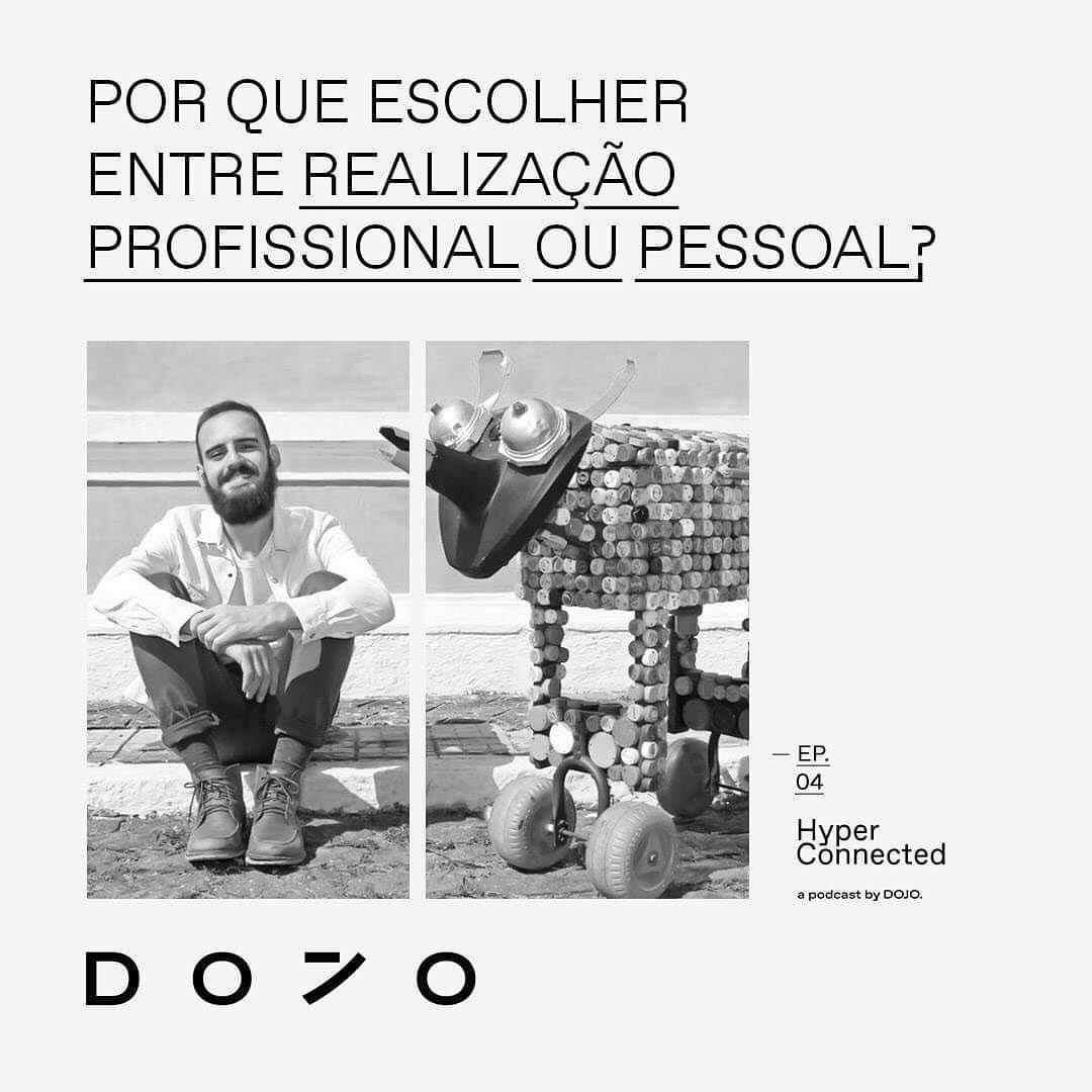 @renanquevedoo deixou a carreira de diretor de arte para investir no seu projeto pessoal, o @novosparanos...